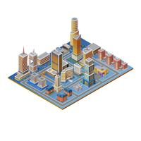 Isometric Building Set