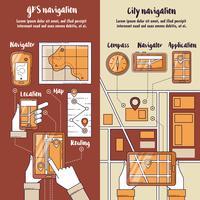 Navigation Vertical Banners