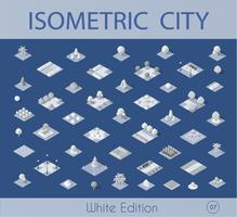 Isometric vector set collection