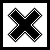 Avbryt Icon Design