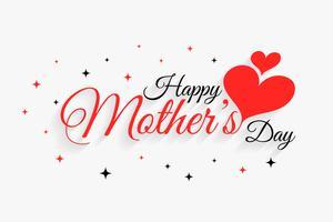 glad mors dag vackra hjärtan hälsning