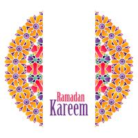 ramadan kareem islamic pattern background