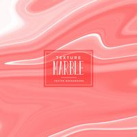 liquid marble texture in red pastel color