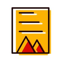 document pictogram ontwerp