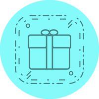 Gift pictogram ontwerp