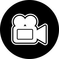 Videokamera-Icon-Design