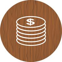 Coins Icon Design