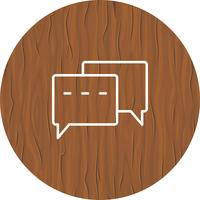 Konversation Icon Design