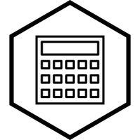 Beräkning Ikon Design