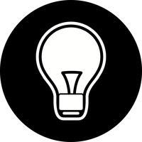 Bulbo Icono de Diseño