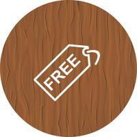 Diseño de icono de etiqueta gratis