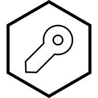 Conception d'icône clé