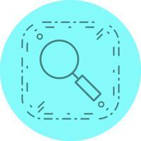 Suche Icon Design