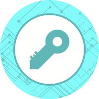 Disegno dell'icona chiave