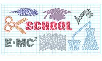 School vector