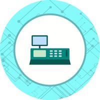 Design de ícone de contador de dinheiro