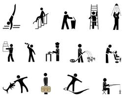 People - vector icons