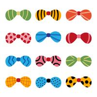 bow vector collection design
