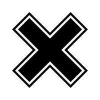 Cancelar icono de diseño