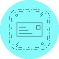 ID Card Icon Design