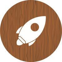 Lançamento, ícone, desenho