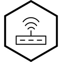 Router Icon Design