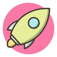 Launch Icon Design