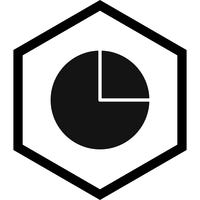 Pie Chart Icon Design