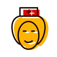 Nurse Icon Design