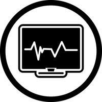 disegno dell'icona di impulso