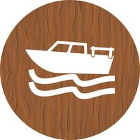 Boat Icon Design
