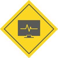 ECG Icon Design
