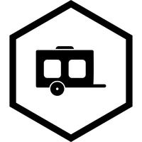 Wagon Icon Design