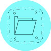 Cartella Icon Design