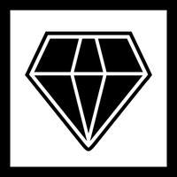 Diamond Icon Design