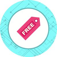 Gratis Tag Icon Design