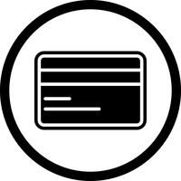 Credit Card Icon Design