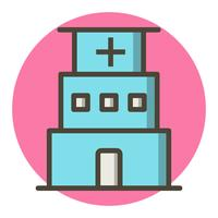 Ospedale Icon Design