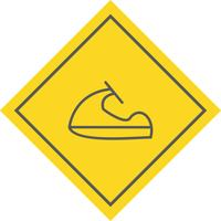 Jet Ski Icon Design