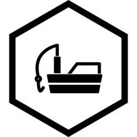Fiskebåt Icon Design