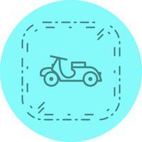 Vespa ícone Design