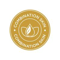 Combination skin icon.  vector