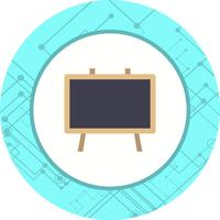 Blackboard Icon Design vector