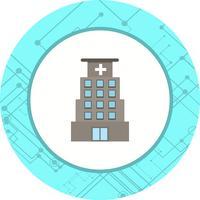 Krankenhaus-Icon-Design
