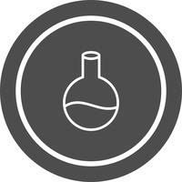 Flask Icon Design