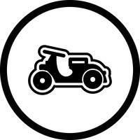 disegno dell'icona di Vespa