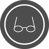 Glasses Icon Design
