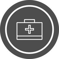 First Aid Box Icon Design