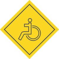 Handicapped Icon Design