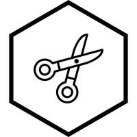 Forbici Icon Design